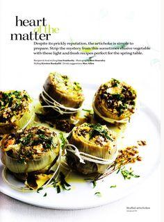 Kirsten Bookallil for Gourmet Traveller.
