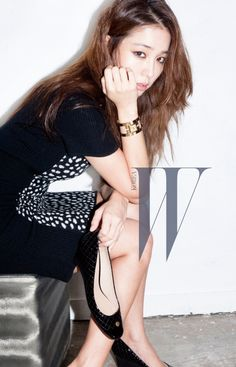 Lee Min Jung - W Magazine October Issue '14