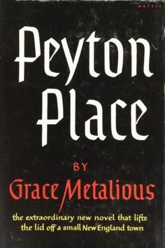 Peyton Place was considered scandalous when it was published in 1956. In 1960, Katherine Caine was still trying to read it - without letting anyone know. #PeytonPlace