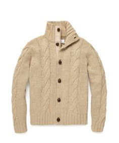 McGrady Cable Sweater