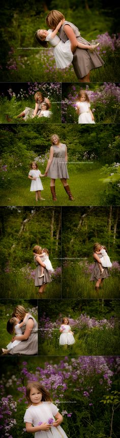 mother daughter session www.munchkinsandmohawks.com/blog
