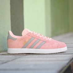 BA7656_AmorShoes-Adidas-Originals-gazelle-W-woman-haze-coral-clear-granite-footwear-white-gazelle-chica-rosa-palo-gris-BA7656