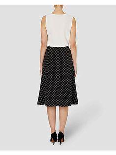Spot Silk Skirt Silk Skirt, Skirts, Summer, Fashion, Moda, Summer Time, Fashion Styles, Skirt