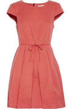 Daisy cotton-canvas dress by Twenty8Twelve by s.miller