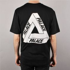 2016 Palace Skateboards Classic Triangle Print