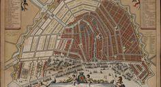 Vijzelgracht en uitbreiding van Amsterdam in de 17e eeuw