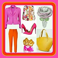 Glamorous Fashion Styles By: Chiquita Young