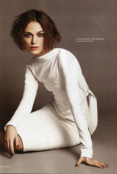 keira knightley, elle uk