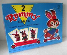 Bunny Rummy Game for kids! This is another fun one :-)