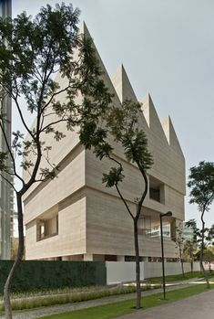 Museo Jumex by David Chipperfield in Mexico City.