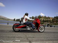 Long Distance Motorcycle Tour