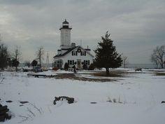 Stony Point Lighthouse (New York, USA)   Photo by © Joseph Moore