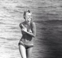 (Brigitte Bardot). Bucket List: Go to a nude/topless beach.
