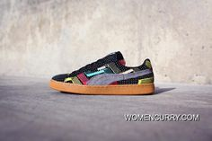 70a05e87870f PUMA SUEDE BHM JERSEY Mid Black History Month Black Bronw Online