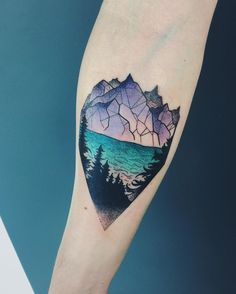 tattoo by Karolina Skulska