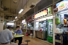 A Beginner's Guide to Singapore Hawker Centers