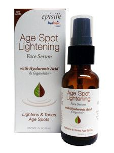 Hyalogic- Age Spot Lightening Serum w/ HA 1 fl oz