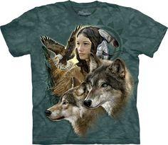 Espíritu de la señora lobo. #3389