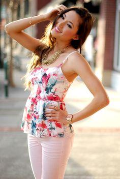 Hapa Time - a California fashion blog by Jessica - new fashion style - 2014 fashion trends: February 2013