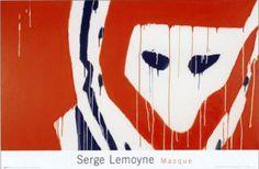 Masque by Serge Lemoyne - Canvas, Wood, Acrylic, Aluminium - ArtToCanvas Sports Art, Creating A Brand, Figurative Art, How To Introduce Yourself, Custom Framing, Find Art, Framed Artwork, Abstract Art, Canvas Art