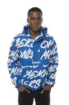 Nautical Colors, Members Only Jacket, Rain Jacket, Bomber Jacket, Electric Blue, Cool Kids, Hooded Jacket, Windbreaker, Man Shop