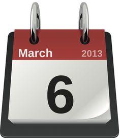Calendar courtesy of @Pinstamatic http://pinstamatic.com