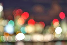 Beautiful bokeh and a great post about it too from Gordon Laing.