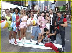 'Teen Beach Movie' Cast -- GMA Pics!