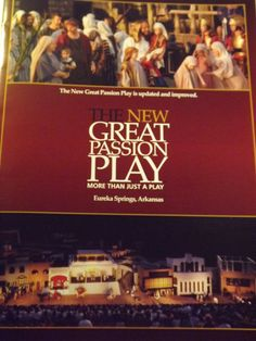 DVDs and Souvenirs - The Great Passion Play