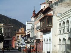 Salta, one of the oldest colonial cities in Argentina