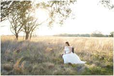 Bridal portrait at Brazos Bend State Park in Needville, Texas   © Degrees North Images   Houston wedding photographer, Texas wedding photographer, rustic bridal