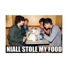 one direction meme | Tumblr ❤ liked on Polyvore
