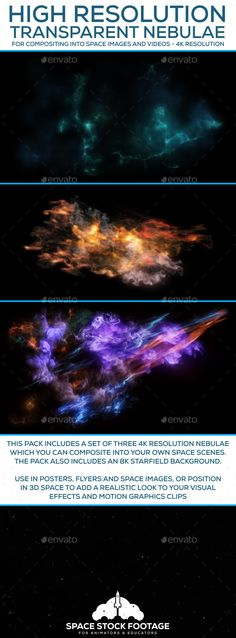 Nebula Pack - Graphics