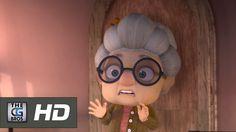 "CGI 3D Animated Shorts: ""Clean Cut"" - by Soo Choi & Nancy Jing"