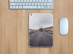 """Endlose Weiten... Das Design """"The Road"""" Für dein tablet +tabletfolie #designfolie #road #natur #adventure"""