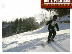 Mt LaCrosse Skiing and Snowboarding  LaCrosse, Wisconsin