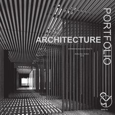 Architecture Portfolio  Architecture portfolio including some selected projects of postgraduate and undergraduate