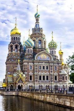 St. Petersburg, Russia ॐ}*{ॐ