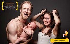 Bienvenidos a la mejor etapa de vuestras vidas, Padres primerizos.