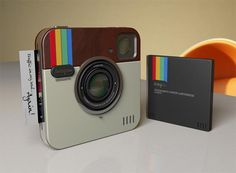 Instagram Socialmatic Camera #clever