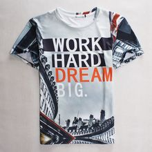 [Amy] 2016 summer Fashion t-shirt Men/Women Interesting personality print short-sleeve casual 3d t shirt brand top tees(China (Mainland))