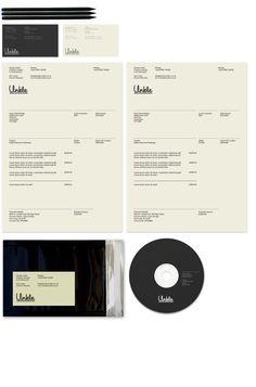 Dan Lane: Studio Unkle stationery