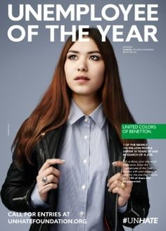 Benetton Chairman Talks About New Ad Focus on 'Unemployees' - Behind The Work - Creativity Online