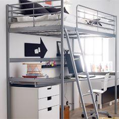 Go to loft beds & bunk beds
