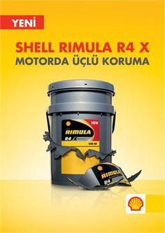 Shell Rimula R4 X