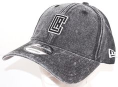 dc0abcbef22 LOS ANGELES LA CLIPPERS HAT NBA BASKETBALL OEM NEW ERA 9TWENTY ADULT ONE  SIZE 192092816796