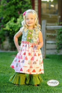 Cute cute cute.  from Persnickety Clothing Spring Line 2011