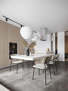 Room Interior, Modern Interior, Interior Architecture, Interior Design, Room Inspiration, Interior Inspiration, Küchen Design, House Design, Living Room Decor