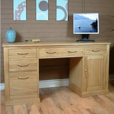 mobel twin pedestal oak desk baumhaus mobel oak twin pedestal computer