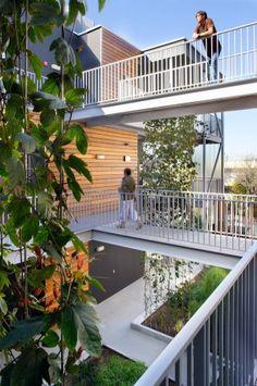 Gardner 1050 / Lorcan O'Herlihy Architects: americkej pavlačák? :)